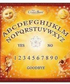 Placa pentru sedinte de spiritism - lb.romana