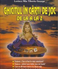 set Ghicitul in carti de joc de la A la Z +78carti de Tarot