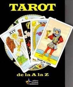 set cartea TAROT DE LA A LA Z+78 carti