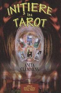 cartea INITIERE IN TAROT+22 carti