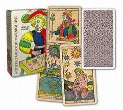 Tarotul de Marsilia - 78 carti