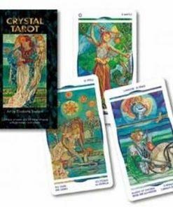 Crystal Tarot - 78 carti - lb. romana