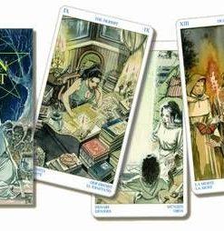 Pagan Tarot - Tarotul pagan - 78 carti