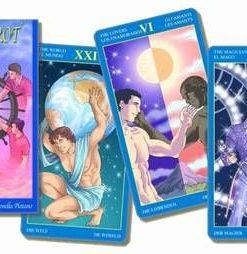 Gay Tarot - Tarotul Gay - 78 carti