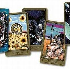 Fantastical Tarot - Tarotul fantastic - 78 carti