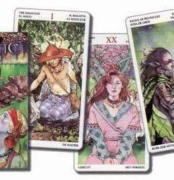 Universal Celtic Tarot - Tarotul celtic - 78 carti