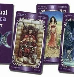 Sensual Wicca Tarot - 78 carti