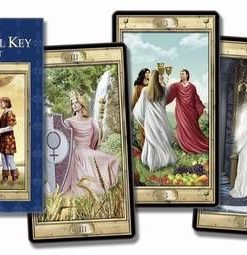 The Pictorial Key Tarot - 78 carti - lb. romana