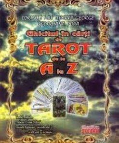 set cartea Ghicitul in carti de Tarot de la A la Z+78 carti