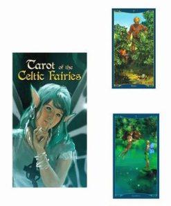 Tarotul zanelor celtice - 78 carti