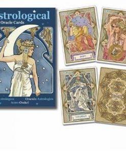 Astrological Oracle Cards - Tarot astrologic