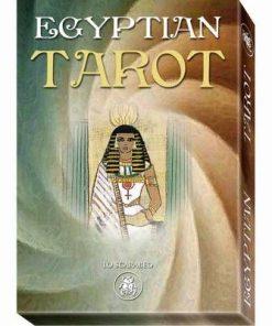 Egyptian Tarot - Tarotul Egiptean - 22 carti