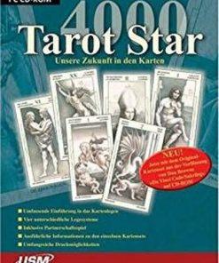 Set de Tarot - Tarot Star 4000 - lb. germana