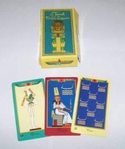 Tarotul zeilor egipteni - 78 carti