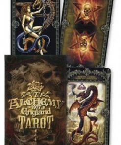 Alchemy England Tarot - lb. engleza