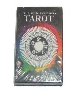 The Wild Unknown Tarot - lb. engleza