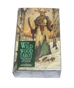 The Wild Wood Tarot - lb. engleza