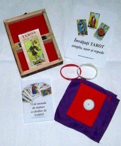 Tarotul Rider Waite - kit complet