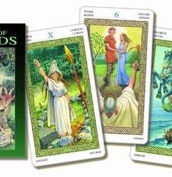 Tarot of Druids - Tarotul druizilor - 78 carti