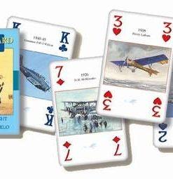 Carti de joc/Tarot - Istoria aviatiei - 54 carti