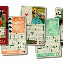 Carti de joc/Tarot - Strauss - 54 carti