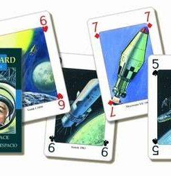 Carti de joc/Tarot - Cursa spre luna - 54 carti