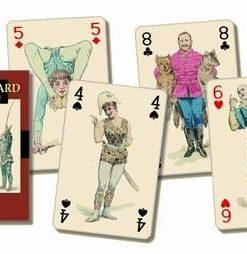 Carti de joc/Tarot - Circul - 54 carti