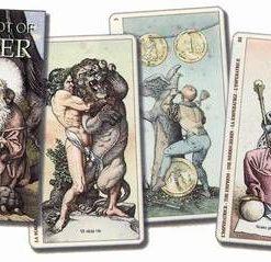 CarteThe Tarot of Durer -+Tarotul lui Duerer - 78 carti