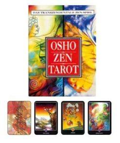 Osho - Zen Tarot - 78 carti
