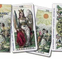 The Classic Tarot - Tarotul clasic - 78 carti