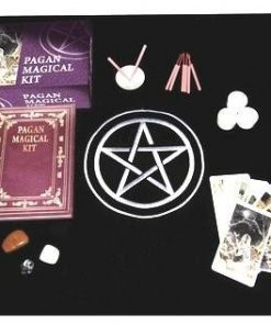 Pagan Magical Kit - kit pentru magie