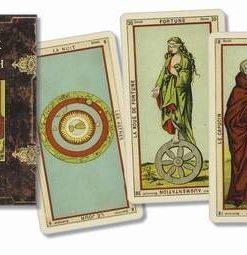Cartea lui Thoth - 78 carti