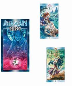 Tarotul shamanilor - 78 carti