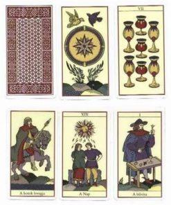 Ludvig Tarot - 78 carti