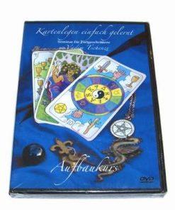 DVD - Etalarea cartilor de Tarot pentru avansati
