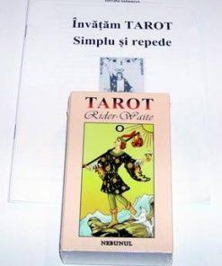 Tarotul Rider Waite - brosura in limba romana
