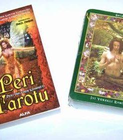 Peri Tarotu (Cin Tarot) - Tarotul Zanelor - 78 carti
