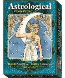 Tarotul astrologic - 22 carti