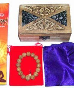 Kit de Tarot pentru pasionatii de divinatie - bej