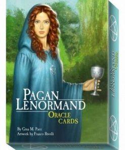 Pagan Lenormand - Tarot Lenormand Panan - 36 carti