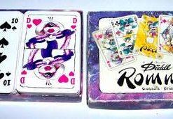 Carti de joc vintage - Diddl Romme