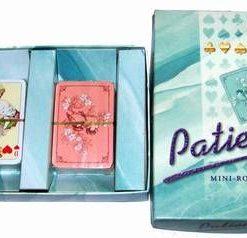 Carti de joc vintage - Mini Romme