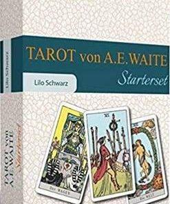 Tarotul A. E. Waite - set pentru incepatori - lb. germana