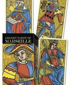 Golden Tarot of Marseille - Tarotul auriu de Marsilia