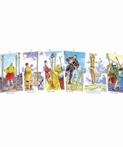 Tarotul de Marsilia - 2 seturi - incomplete