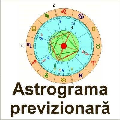 astrograma previzionara