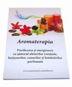 Aromaterapie - brosura in limba romana