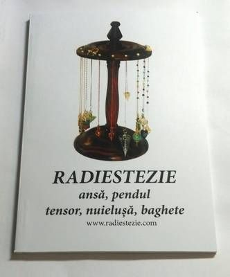 book radiestezie