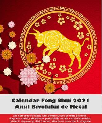 calendar feng shui 2021