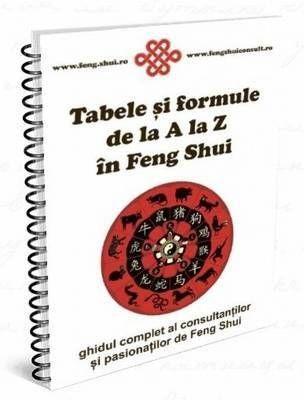 tabele si formule in feng shui
